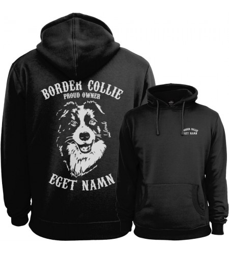 Border Collie Proud Owner - Eget Namn