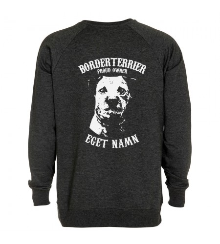 Borderterrier Proud Owner - Eget Namn