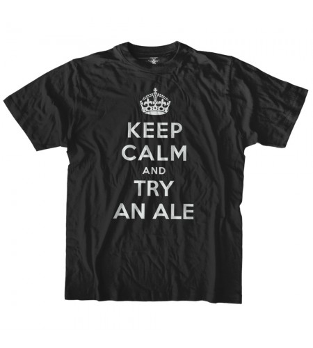 Keep Calm and Try An Ale