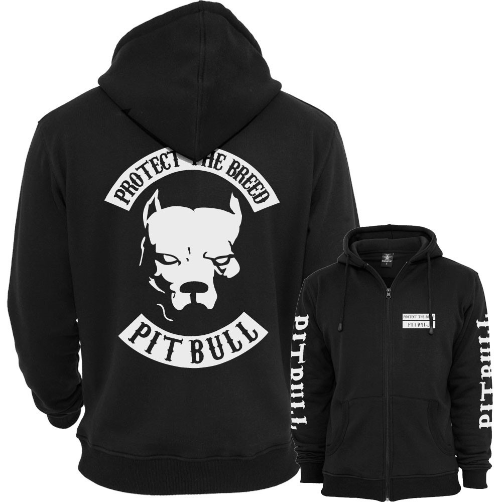 Pitbull Fullpatch Ziphood