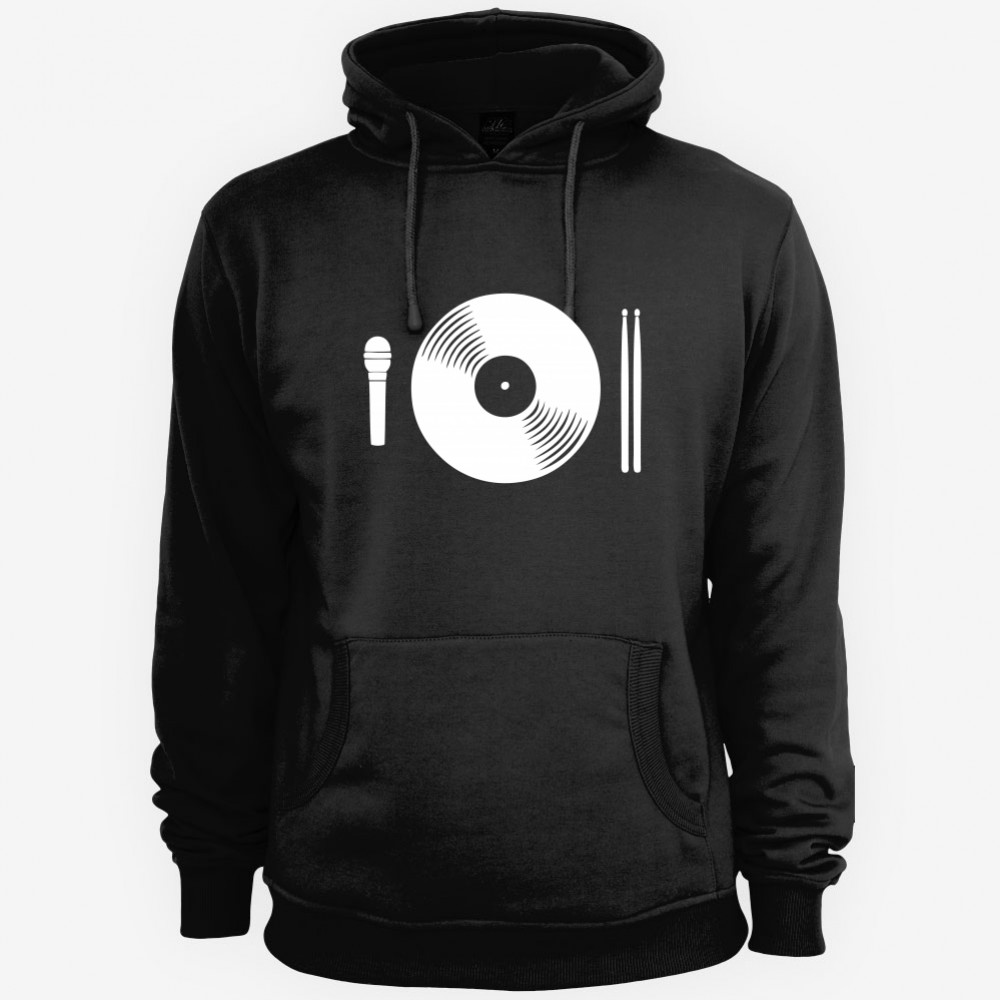 Music for Dinner Hoodie