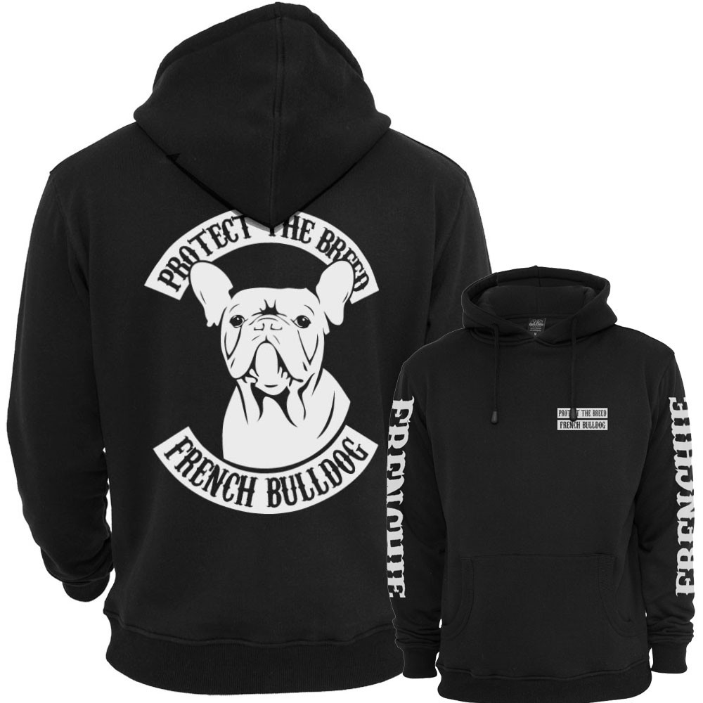 French Bulldog Fullpatch Hoodie