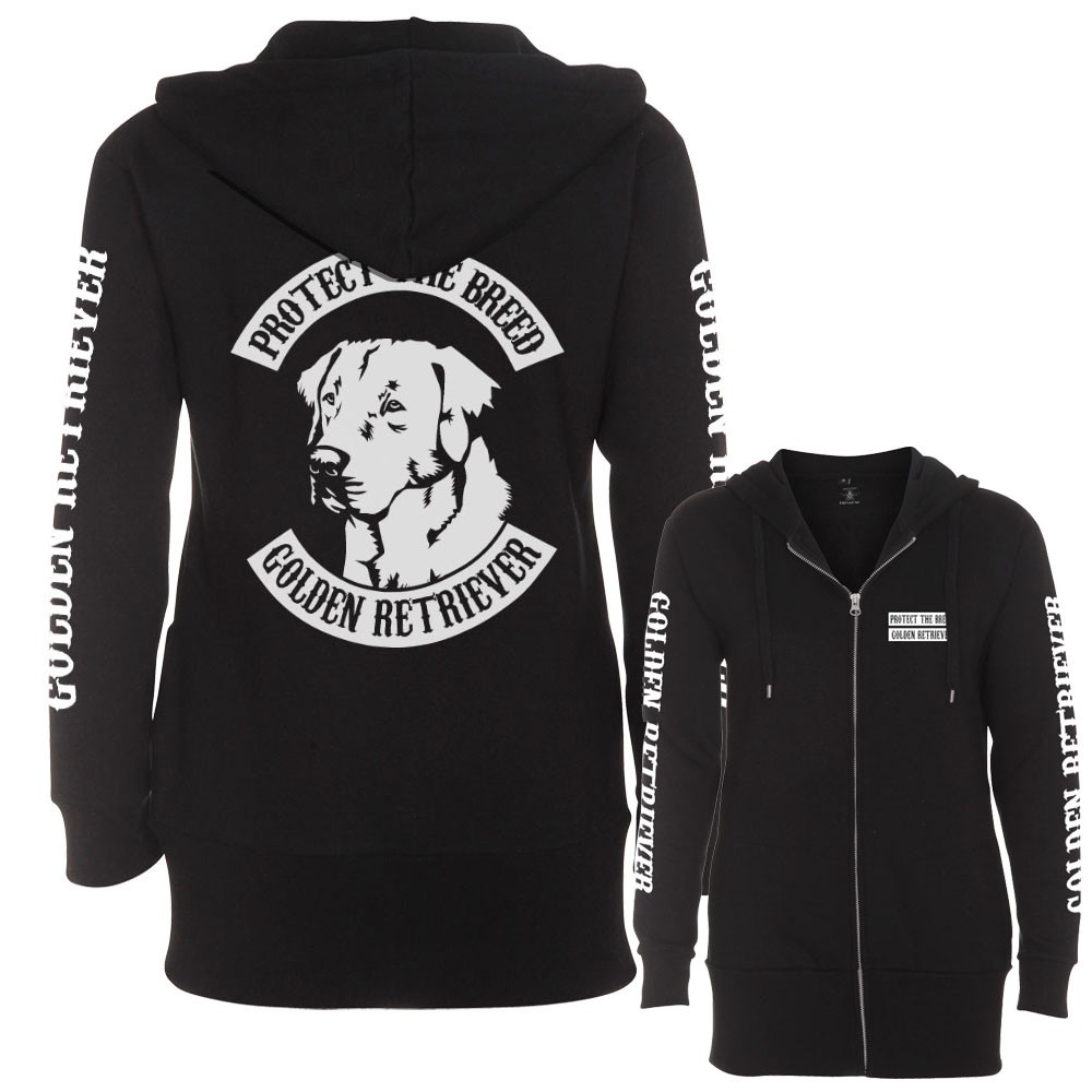 Golden Retriever Fullpatch Lady Ziphood