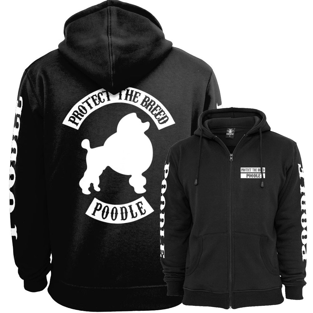 Poodle Fullpatch Ziphood