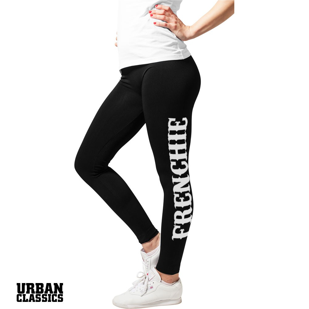 Frenchie Sport Leggings - Slim Fit