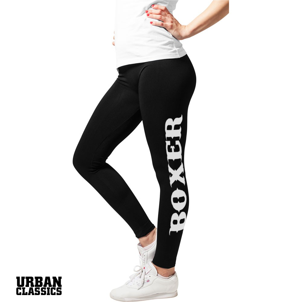 Boxer Sport Leggings - Slim Fit