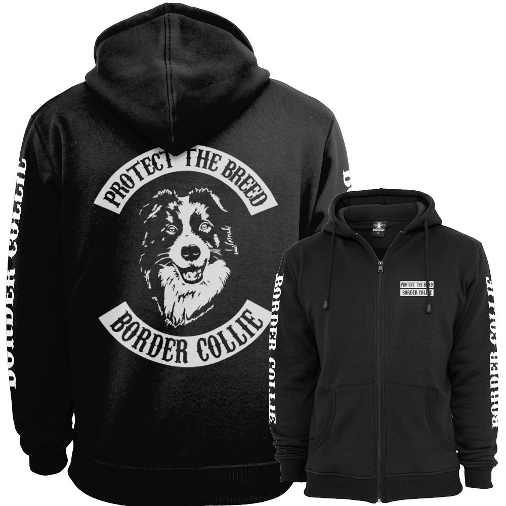 Border Collie Fullpatch Ziphood