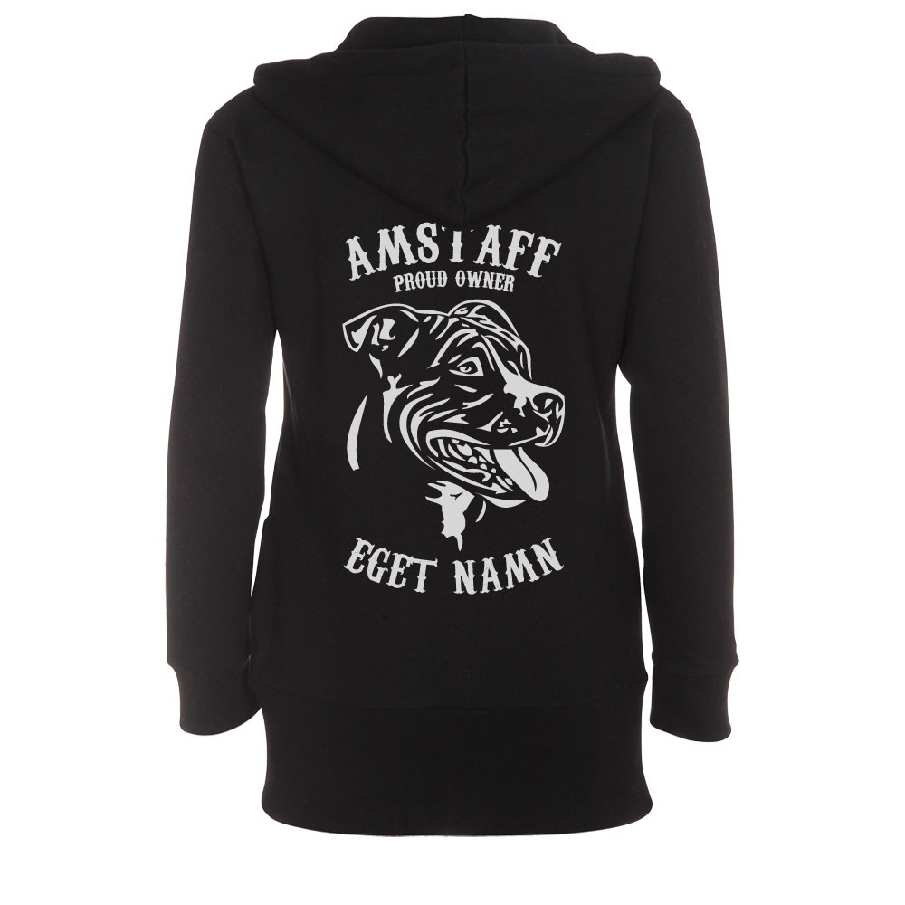 Amstaff Proud Owner - Eget Namn Lady Ziphood