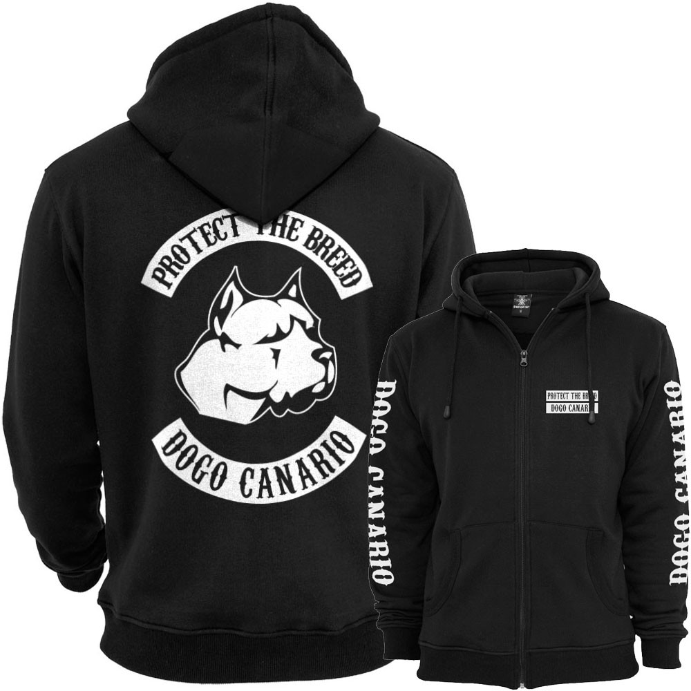Dogo Canario Fullpatch Ziphood