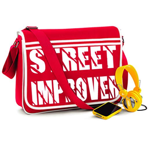 Street Improver Väska