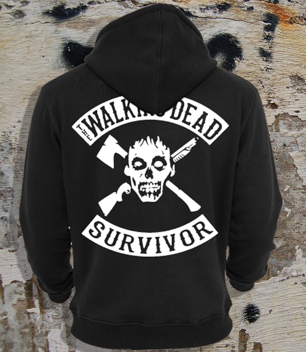The Walking Dead Survivor Ziphood