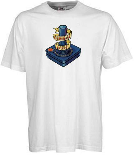 Original Gamer Tattoo T-shirt