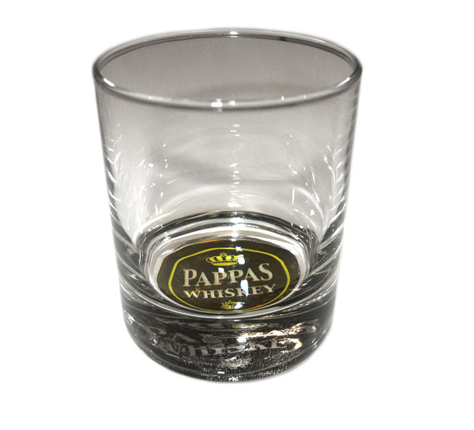 Pappas Whiskey Whiskyglas