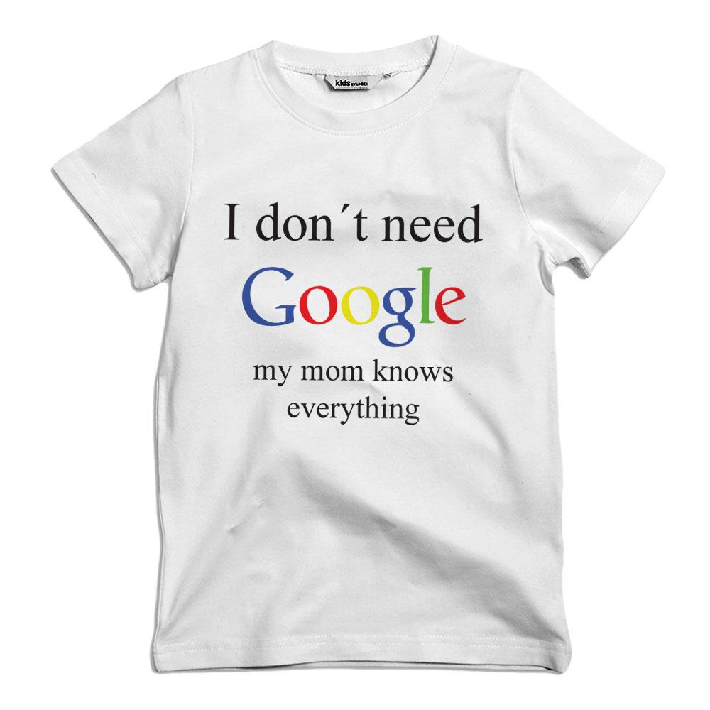 My Mum Knows Everything Barn T-shirt