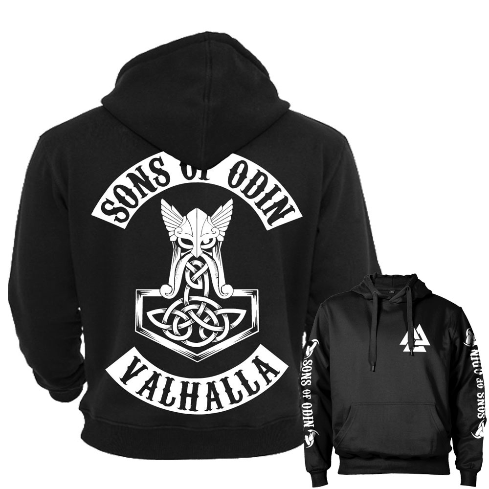 Sons Of Odin Hoodie