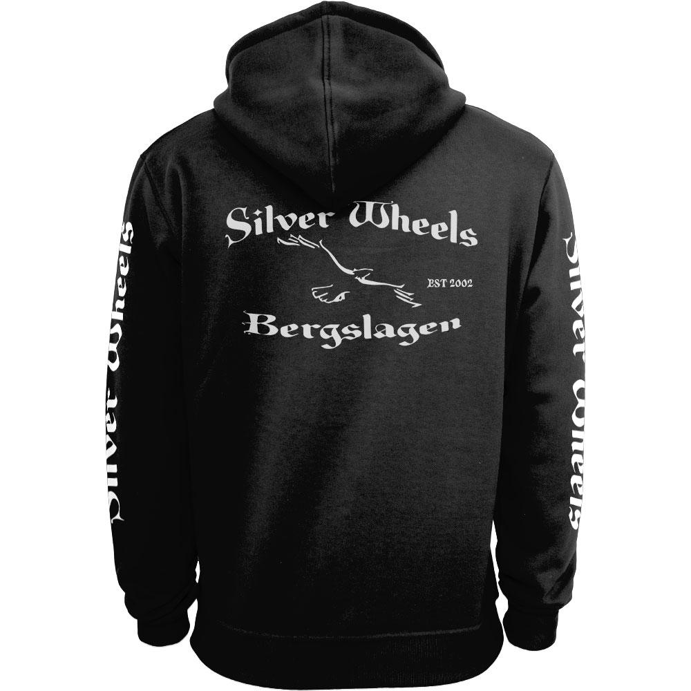 Silver Wheels Fullpatch Ziphood
