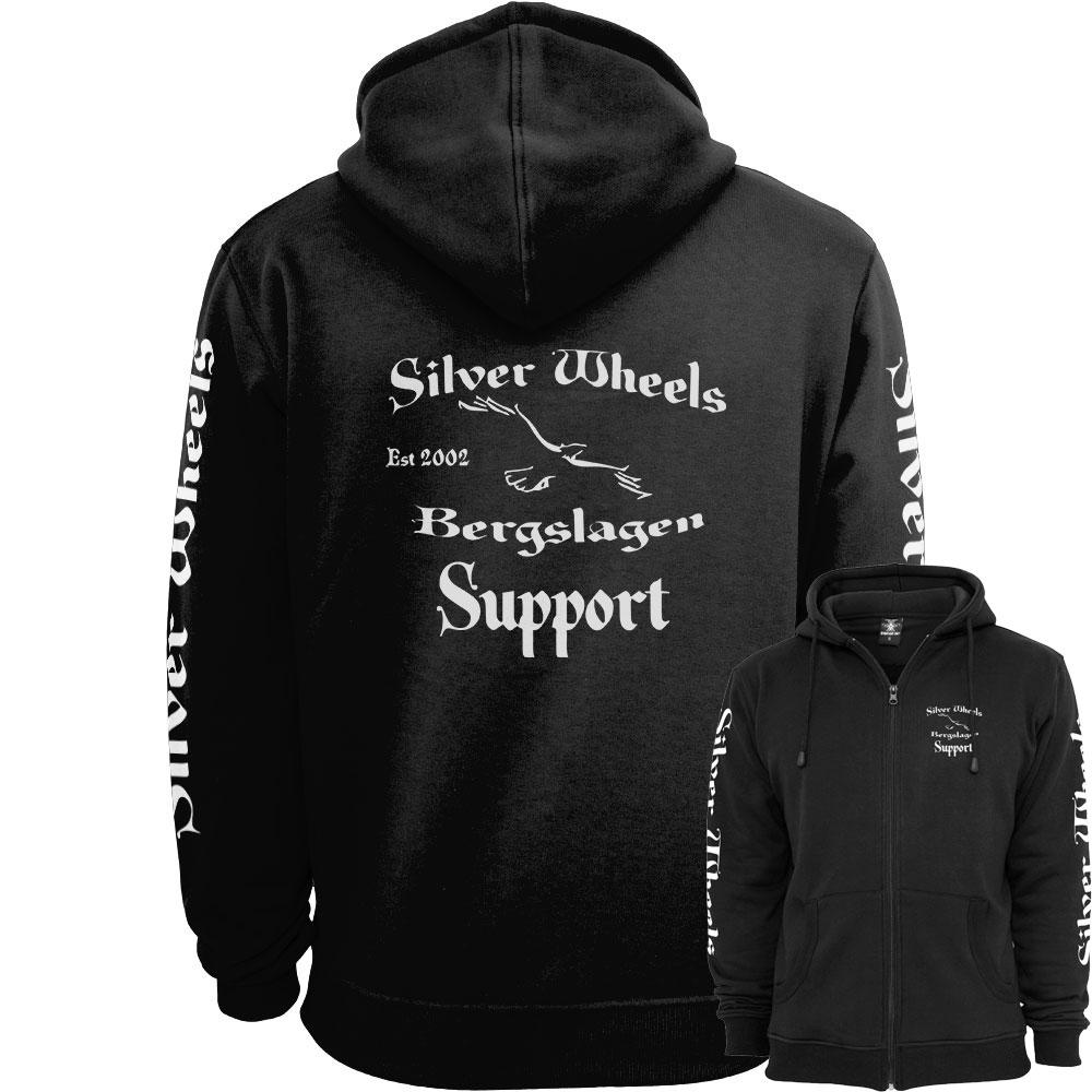 Silver Wheels Support Fullpatch Ziphood