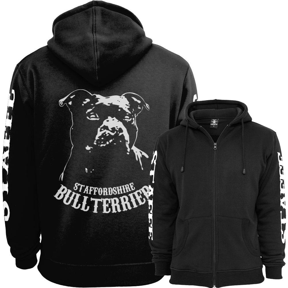 Staffordshire Bullterrier Ziphood