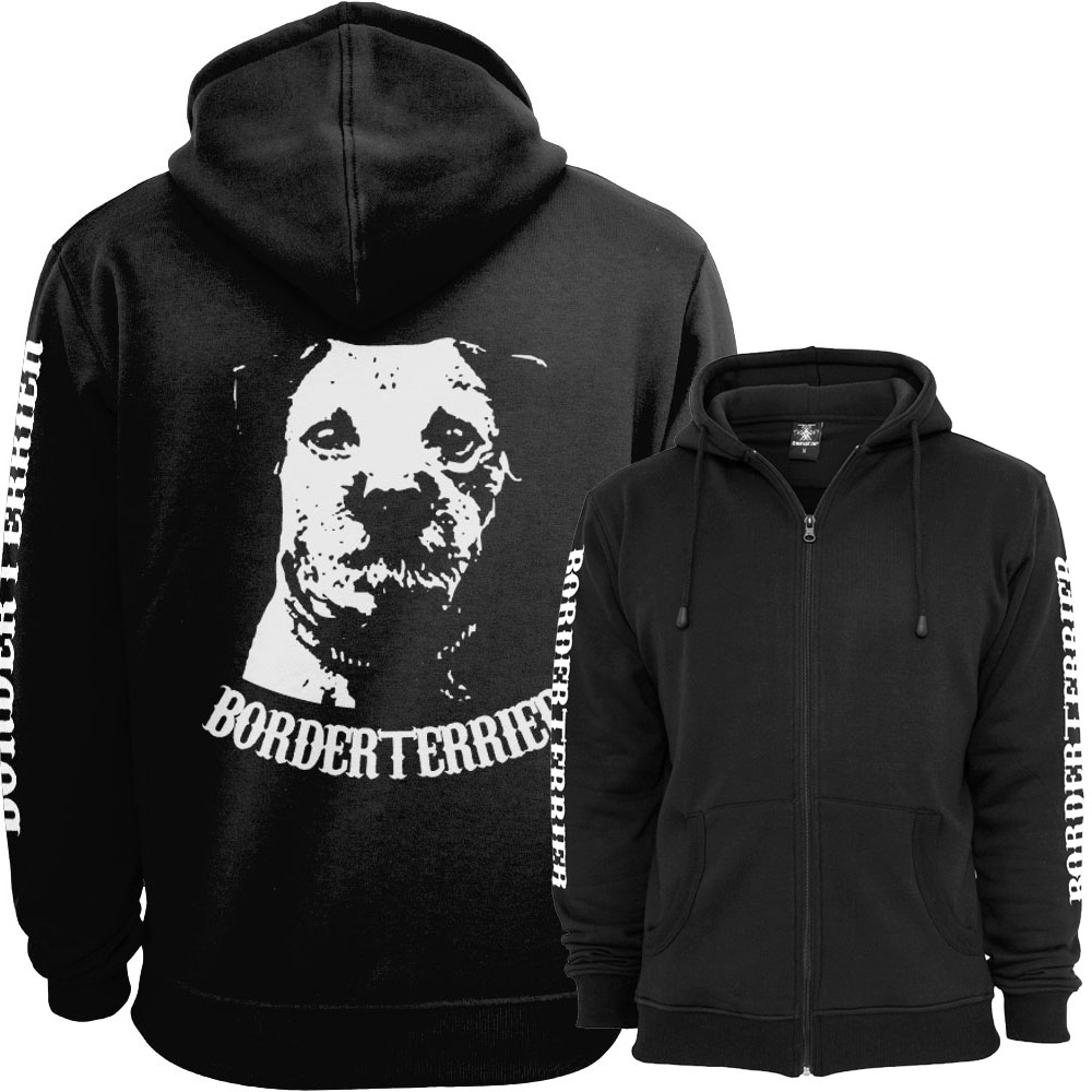 Borderterrier Ziphood