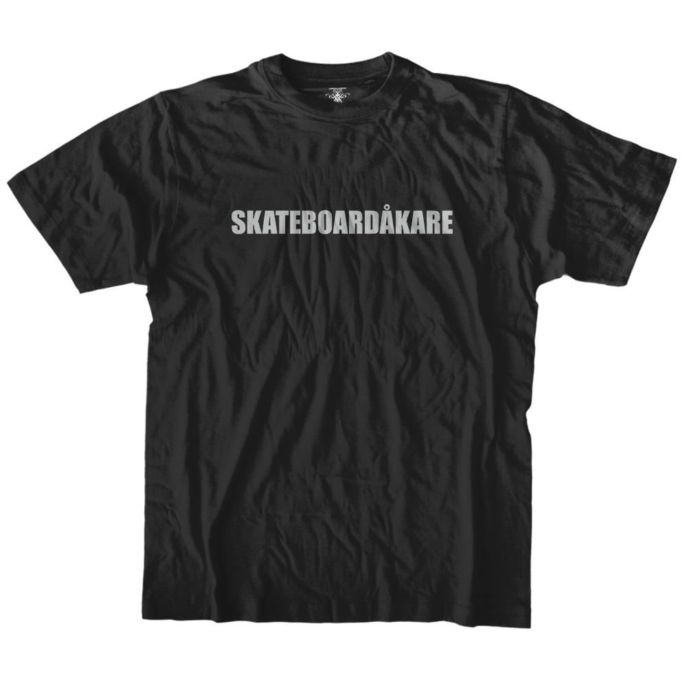 Skateboardåkare T-shirt