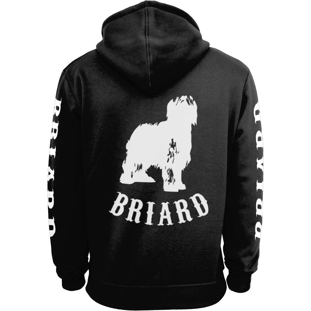 Briard Ziphood